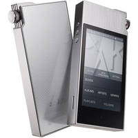 Astell&Kern AK120II High Resolution Dual DAC Music Player (Silver)
