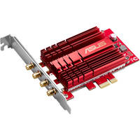 Asus PCE-AC88 4x4 Dual-Band AC3100 Wireless PCIe Adapter