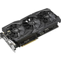 ASUS ROG GeForce GTX 1070 Ti 8GB 256-Bit GDDR5 PCI Express 3.0 HDCP Ready SLI Support Video Card