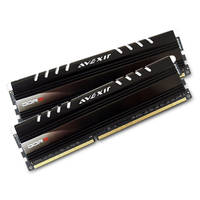 Avexir Core Series 16GB (2 x 8GB) 240-Pin Memory Kit (AVD3U16001108G-2CW)