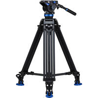 Deals on Benro S8 Dual Stage Video Tripod Kit