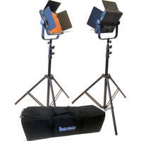 Bescor AL-576K LED Studio 2-Light Kit Deals