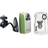 Brinno TLC200 Time-Lapse Camera with Water-Resistant Housing & Ball Joint Wall Mount
