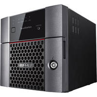 Buffalo TeraStation 3210DN 8TB RAID 1 Desktop Network Attached Storage for Windows/Mac with Dual Core