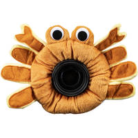 Camera Creatures Captivating Crab Portrait Posing Prop For Photography