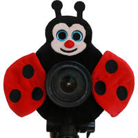 Deals on Camera Creatures Lovable Ladybug Posing Prop