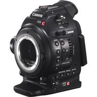 Deals on Canon EOS C100 Cinema EOS Camera w/Dual Pixel CMOS AF Body Only