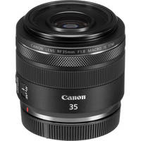 Deals on Canon RF 35mm F1.8 Macro IS STM Refurb