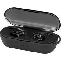 Coby CETW544 True Wireless In-Ear Headphones (Black)