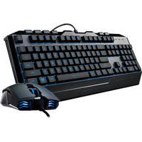 Cooler Master 3 Mechanical Optical Gaming Mouse & Keyboard Combo