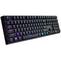 Cooler Master MasterKeys Pro L RGB Mechanical Gaming Keyboard with Intelligent RGB Backlighting (Cherry MX Brown)