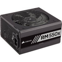 CORSAIR RM550X 550W 80 PLUS GOLD Certified Power Supply