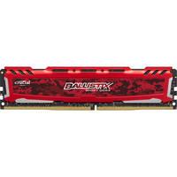 Crucial Ballistix Sport LT 16GB 288-Pin Desktop Memory (BLS16G4D240FSE) (Red)