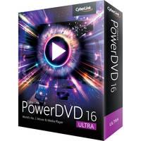CyberLink PowerDVD 16 Ultra Software