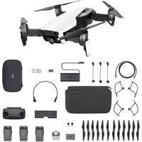 DJI Mavic Air Fly More Combo Arctic 4k Drone Electronics (White)