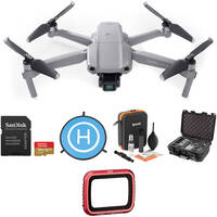 Deals on DJI Mavic Air 2 with Anti-Collision Light & Cleaning Kit