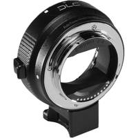 Dot Line Canon EF/EF-S Lens Mount Adapter to Sony NEX Cameras