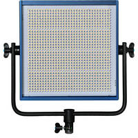 Dracast LED1000 Pro Daylight LED Light with V-Mount Battery Plate + Dracast DLS-805 Light Stand
