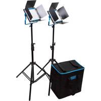 Deals on Dracast S-Series LED500 Plus Bi-Color LED 2-Light Kit