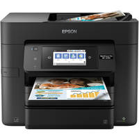 Epson WorkForce Pro WF-4740 Color Inkjet All-in-One Printer
