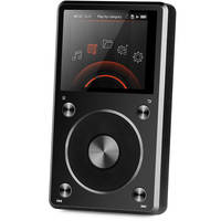 FiiO X5 (2nd Gen) Portable High-Resolution Audio Player (Black)