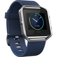 Fitbit Blaze Smart Fitness Watch in Blue (Large or Small)