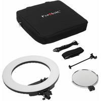 Deals on FotodioX Selfie Starlite Vlog 18-inch Bi-Color Ringlight Kit