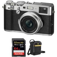 FUJIFILM X100F Digital Cameras with Free Accessory Kit Deals