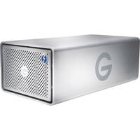 Deals on G-Technology G-RAID 28TB 2-Bay Thunderbolt 3 RAID Array