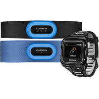 Garmin Forerunner 920XT GPS with Tri Bundle (Black/Silver)