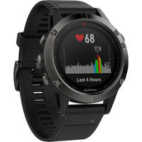 Deals on Garmin 010-01688-00 Fenix 5 Multisport GPS Watch