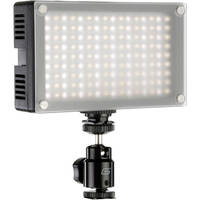 Genaray LED-6200T 144 LED Variable Color On Camera Light