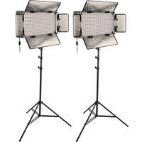 Genaray SpectroLED Studio 500 Bi-Color LED Light (2 Pack)