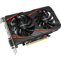 Gigabyte Radeon Rx 460 Windforce OC 4GB GDDR5 Graphics Cards (GV-RX460WF2OC-4GD)