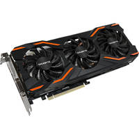 Gigabyte GeForce GTX 1080 DirectX 12 8GB 256-Bit GDDR5X PCI Express 3.0 x16 ATX Video Cards