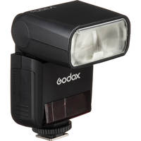 Godox V350O Flash for Select Olympus and Panasonic Cameras (Black)