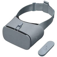 Google Daydream View VR Headset (2017) (2nd Generation) (Fog )