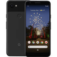 Deals on Google Pixel 3a 64GB Unlocked Smartphone + 3Mo Mint SIM Card Kit
