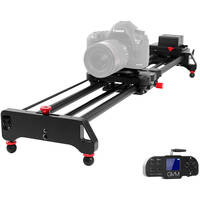 B&HPhotoVideo.com deals on GVM GT-80WD Wireless Carbon Fiber Motorized Camera Slider