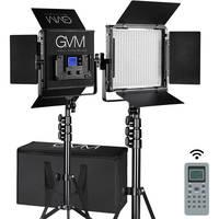 GVM 520S-B Bi-Color LED 2-Panel Kit