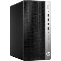 HP ProDesk 600 G3 Desktop with Intel Core i5-7500 / 8GB / 256GB SSD / Win 10 Pro