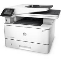 HP LaserJet Pro M426fdw Monochrome Laser All-In-One Printer with Duplex (White)