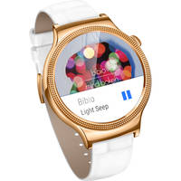 Huawei Elegant 4GB 44mm Smartwatch (Pearl White)