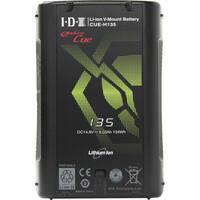 IDX CUE-H135 134Wh Compact Li-Ion V-Mount Battery