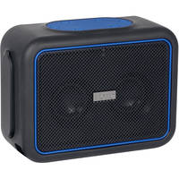 iHome iBT35 Rugged Portable Waterproof Bluetooth Speaker