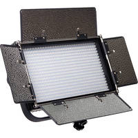 Deals on ikan IFB576 Featherweight Bi-Color LED Light with Anton Bauer