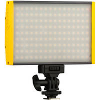 Ikan Onyx 120 Bi-Color Aluminum On Camera LED Light (Black)