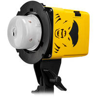 Interfit Badger Unleashed Battery Powered Flash Head