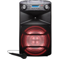 Deals on Ion Audio iPA107 Block Party Ultra 120W Karaoke PA System