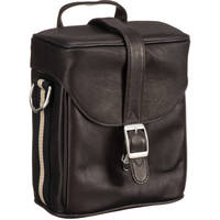 Jill-E Designs JACK Hudson Leather Camera Bag (Brown)